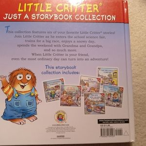 Little Critter, Storybook collection